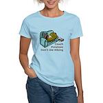 Couch Potato Hiking Women's Light T-Shirt