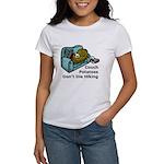 Couch Potato Hiking Women's T-Shirt