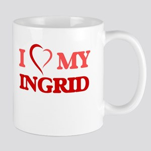 I love my Ingrid Mugs