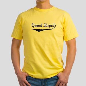 Grand Rapids Yellow T-Shirt