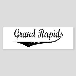 Grand Rapids Bumper Sticker