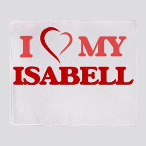 I love my Isabell Throw Blanket