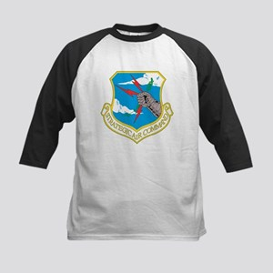 Strategic Air Command Kids Baseball Jersey