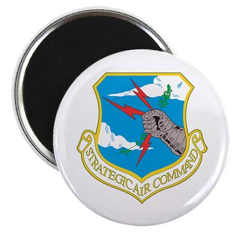 "Strategic Air Command 2.25"" Magnet (10 pack)"