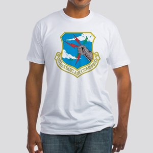 Strategic Air Command Fitted T-Shirt