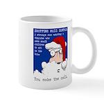 SHOPPING MALL SANTAS Mug