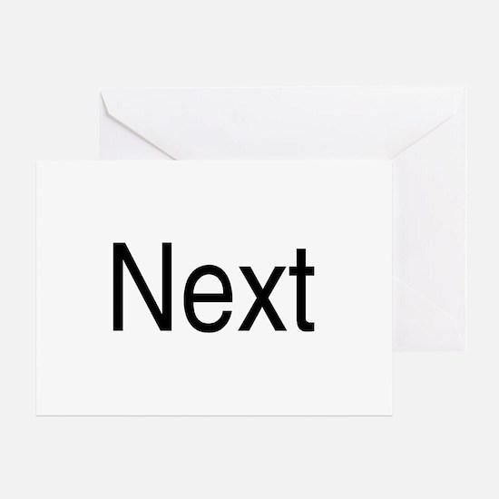 Next Greeting Card