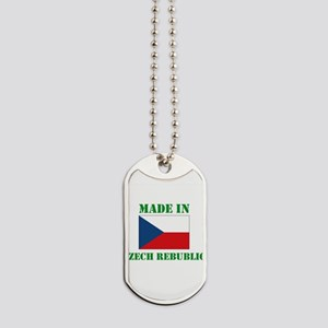 Made in Czech Rebublic Dog Tags
