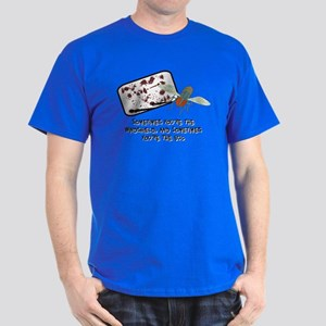 Sometimes You're The Windshield... Dark T-Shirt