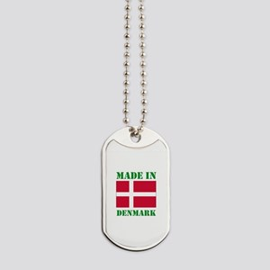 Made in Denmark Dog Tags