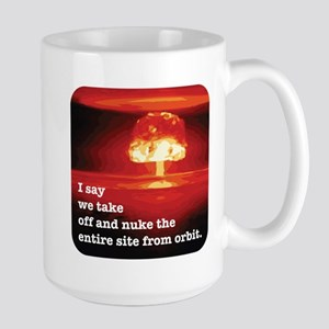 CinemaQuotes Large Mug