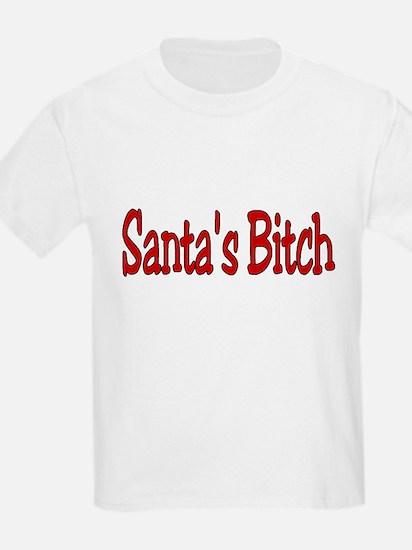 Santa's Bitch T-Shirt