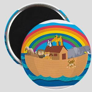 """Noah's Ark 2.25"""" Magnet (10 pack)"""