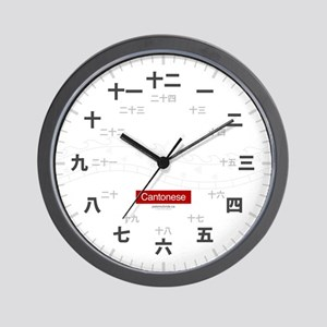 Chinese Clock v01 Wall Clock