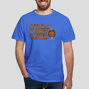 fficial Turkey Taster Dark T-Shirt