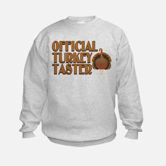 fficial Turkey Taster Sweatshirt