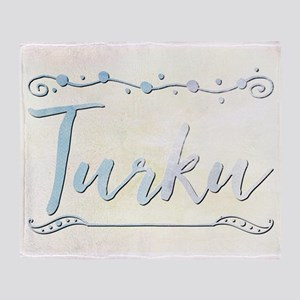 Turku Throw Blanket