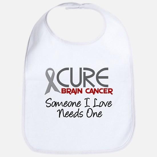CURE Brain Cancer 2 Bib