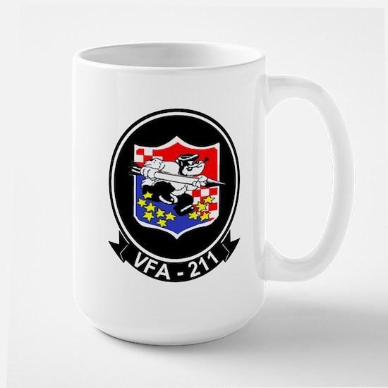 Checkmaters VFA 211 Large Mug