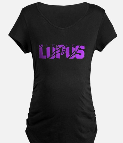 Lupus Broken and Shattered T-Shirt