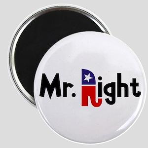 Mr. Right Magnet