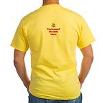Universal Health Care Yellow T-Shirt