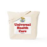 Universal Health Care Tote Bag