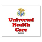 Universal Health Care Small Poster
