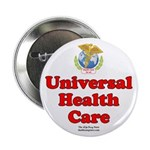 """Universal Health Care 2.25"""" Button (100 pack)"""