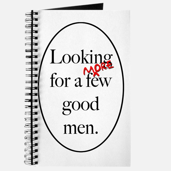 More Good Men Journal