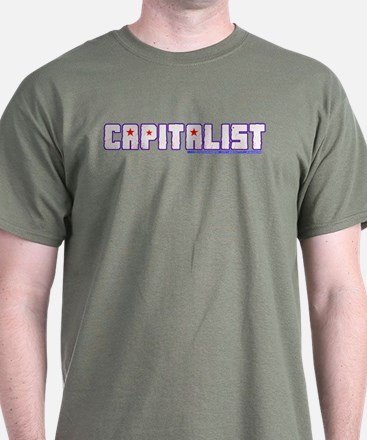 Capitalist - T-Shirt