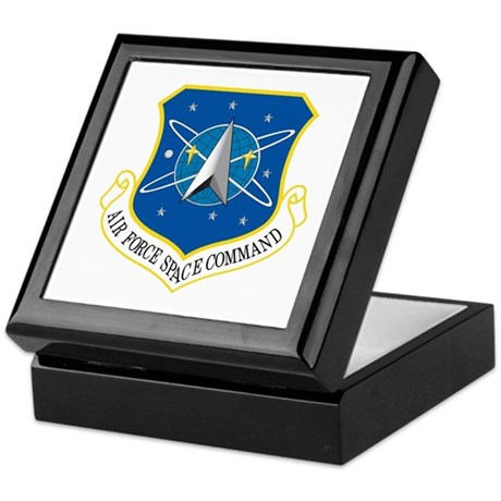 Space Command Keepsake Box