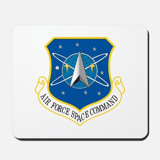 Space Command Mousepad