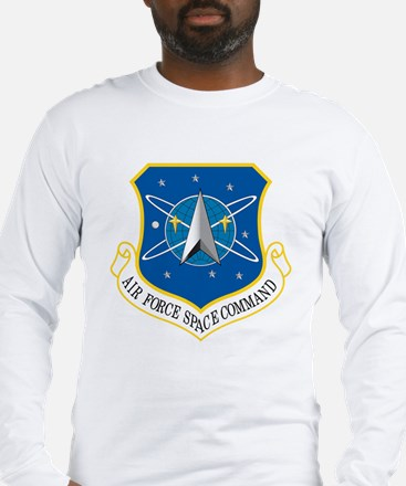 Space Command Long Sleeve T-Shirt