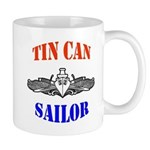 Tin Can Sailor Mug
