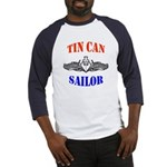Tin Can Sailor Baseball Jersey