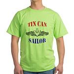 Tin Can Sailor Green T-Shirt