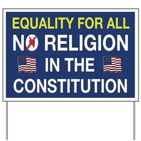 Equality For All Yard Sign
