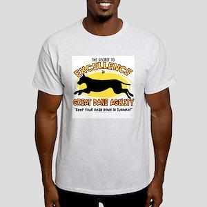 Secret Great Dane Agility Light T-Shirt