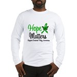Cerebral Palsy HopeMatters Long Sleeve T-Shirt