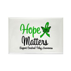 Cerebral Palsy HopeMatters Rectangle Magnet (10 pa