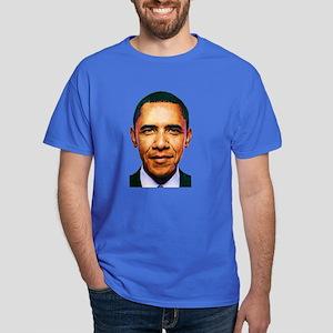 Obama Graffiti Dark T-Shirt