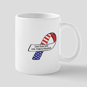 Military Wishes Mug