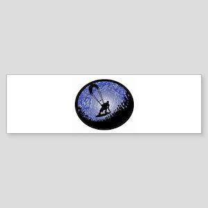 KITEBOARD Bumper Sticker