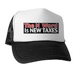 The N Word Trucker Hat