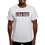 The N Word Light T-Shirt
