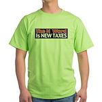The N Word Green T-Shirt