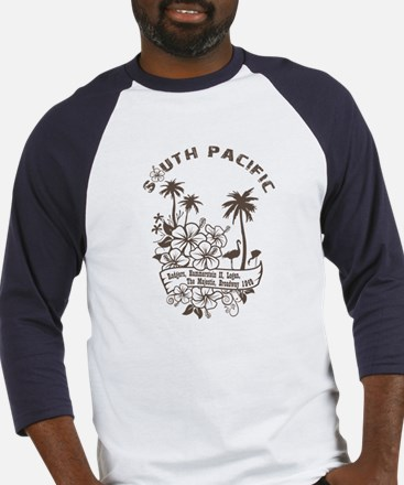 South Pacific Men's Baseball Jersey