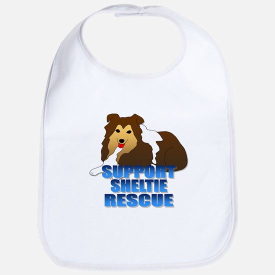 Support Sheltie Rescue Bib