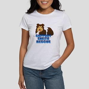 Support Sheltie Rescue Women's T-Shirt